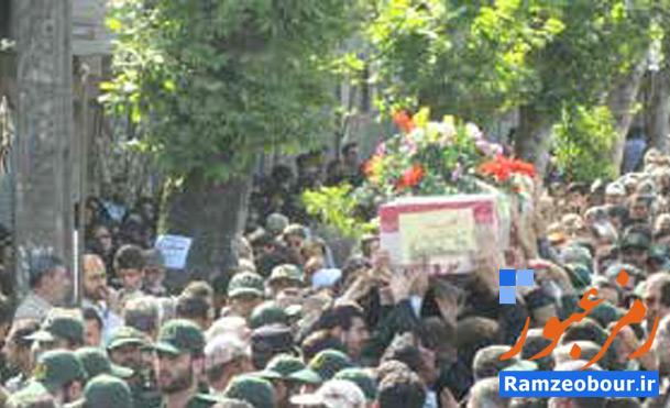 مدافعان حرم و شهدای ایرانی جبهه مقاومت