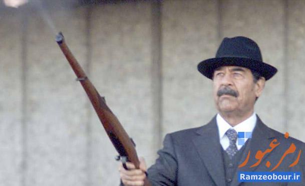 صدام همین که فاو را از ایران پس گرفته بود این را پیروزی سهمگین عراق در جنگ می خواند!
