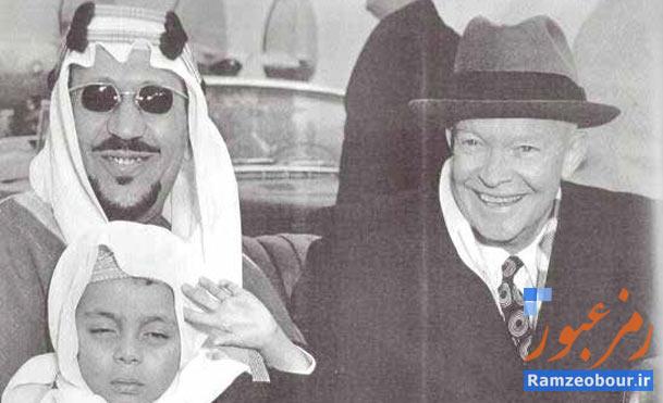 تمسخر پادشاهان عربستان در خاطرات شخصی رؤسای جمهور امریکا