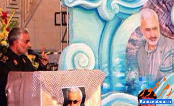 شیعه یعنی شهید شاطری که تمام مذاهب و ادیان برایش در لبنان مراسم گرفتند