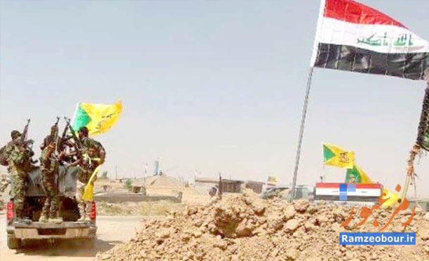 کتائب حزبالله در چند کیلومتری بغداد جلوی داعش را گرفت