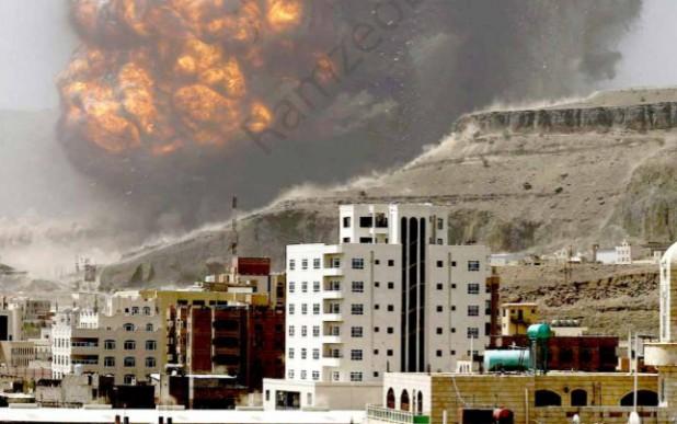 مخرب ترین بمب بعد از بمب اتم توسط سعودی ها استفاده شد تا چه پیامی منتقل شود؟