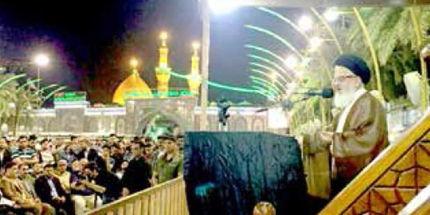 ما در پناه حضرت زینب(س) بودیم